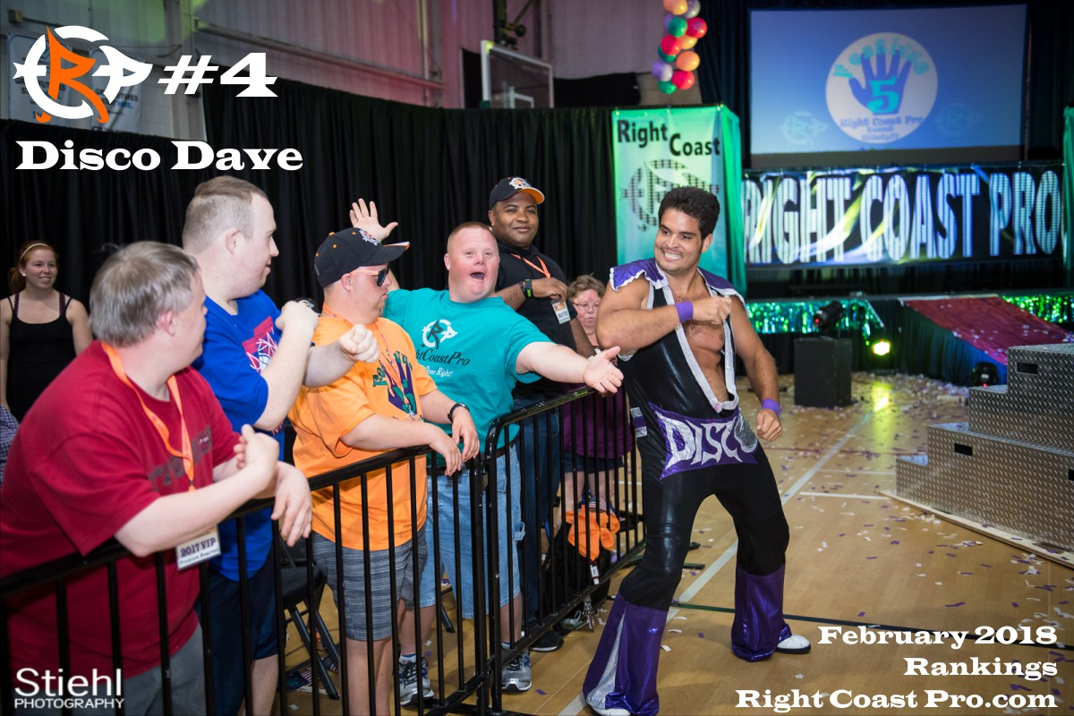 Number 4 January2018 Rankings Delaware ProWrestling Rankings