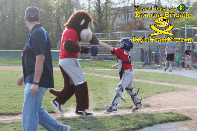Bases LittleLeague 4 Coastee Banana Brigade Delaware RightCoastPro Wrestling