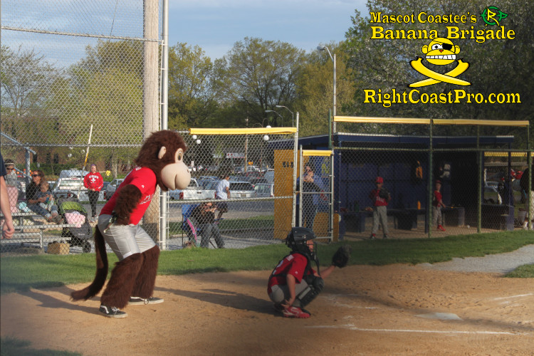 LittleLeague Coastee Banana Brigade Delaware Renegade Training RightCoastPro Wrestling