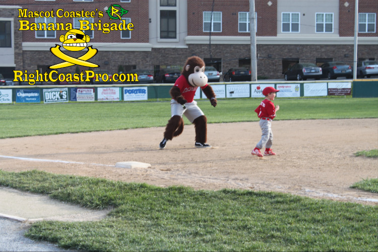 LittleLeague third Coastee Banana Brigade Delaware Renegade Training RightCoastPro Wrestling