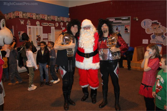 RightCoastPro Greater Newark BoysGirls Club Santa Breakfast 3