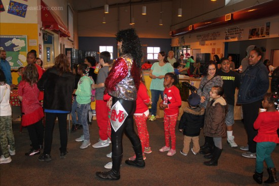 RightCoastPro Greater Newark BoysGirls Club Santa Breakfast 4