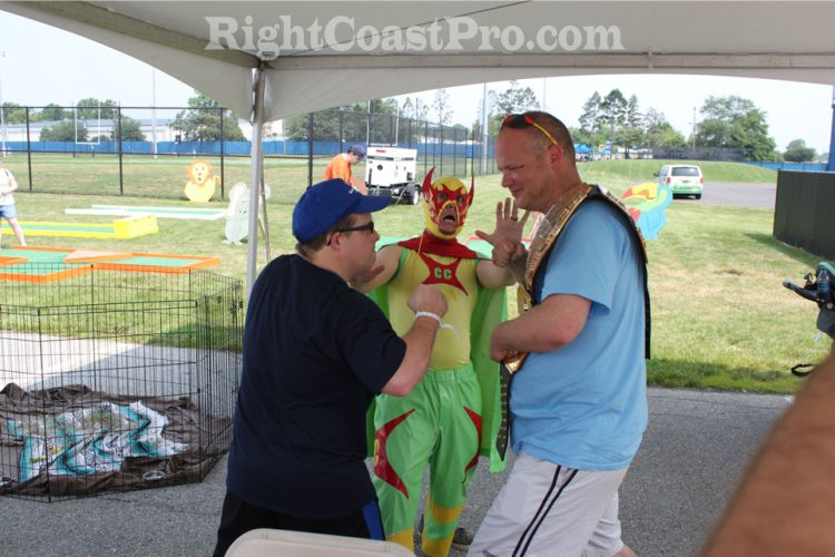 Special Olympics12 RightCoastPro Wrestling Delaware Sports Entertainment