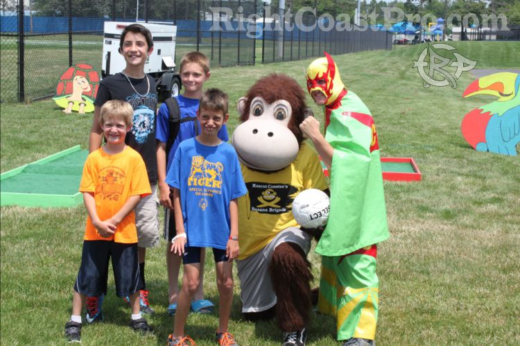 Special Olympics6 RightCoastPro Wrestling Delaware Sports Entertainment