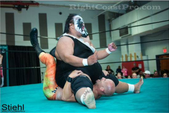 Baldwin 4 RCP16 RightCoastPro Wrestling Delaware Community Entertainment Event