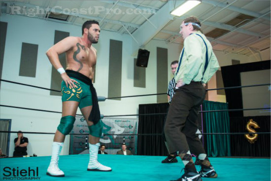 CHACHI 2 RCP16 RightCoastPro Wrestling Delaware Community Entertainment Event