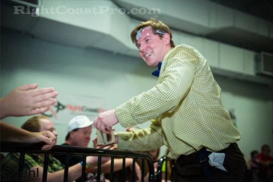 CHACHI 5 RCP16 RightCoastPro Wrestling Delaware Community Entertainment Event