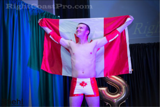 Jason 1 RCP16 RightCoastPro Wrestling Delaware Community Entertainment Event