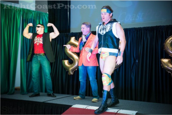 Jason 2 RCP16 RightCoastPro Wrestling Delaware Community Entertainment Event