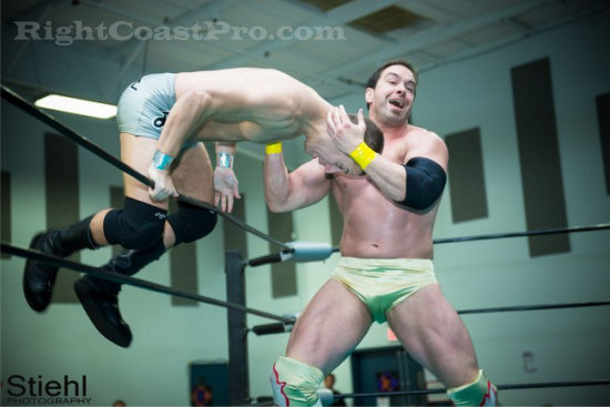 Joe 1 RCP16 RightCoastPro Wrestling Delaware Community Entertainment Event