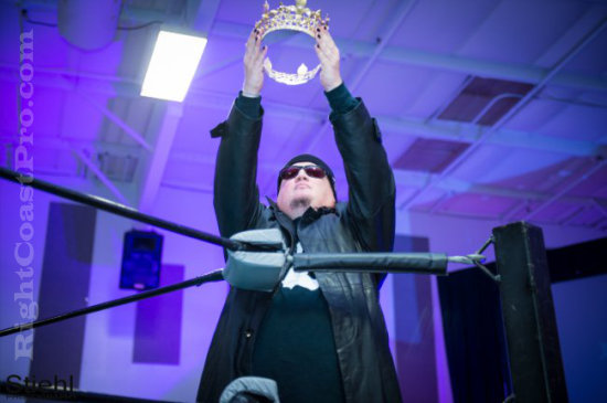 Mega 1 RCP16 RightCoastPro Wrestling Delaware Community Entertainment Event