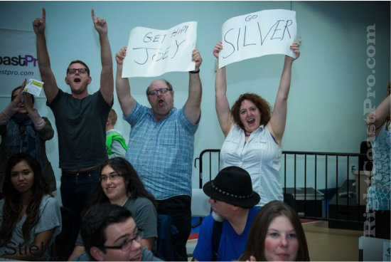 fans 2 RCP16 RightCoastPro Wrestling Delaware Community Entertainment Event