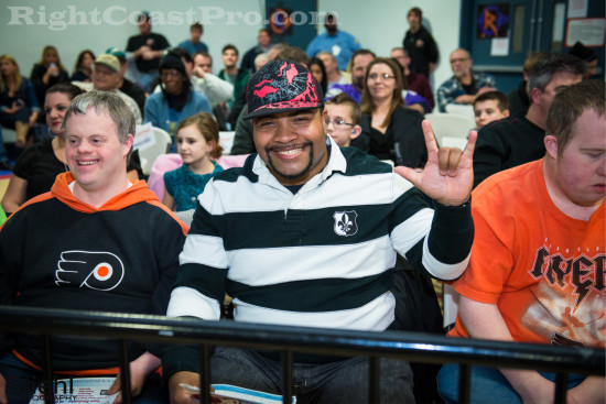 Fans 2 RCP18 RightCoastPro Wrestling Delaware Community Entertainment Event