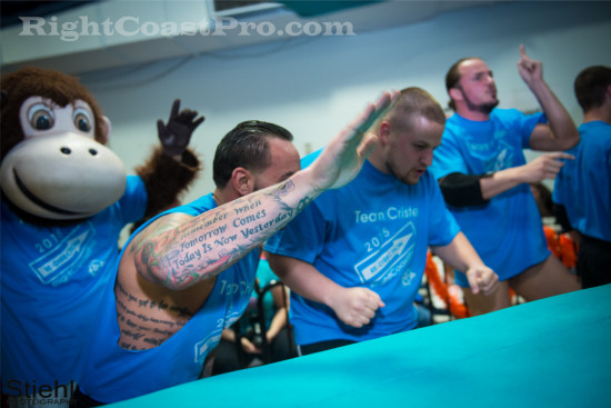 Fans 3 RCP18 RightCoastPro Wrestling Delaware Community Entertainment Event