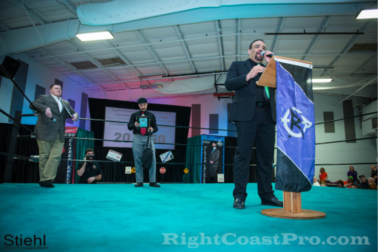 Kelly 1 RCP18 RightCoastPro Wrestling Delaware Community Entertainment Event