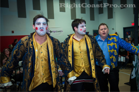 Monarchy 1 RCP18 RightCoastPro Wrestling Delaware Community Entertainment Event