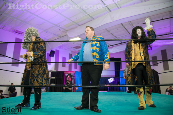 Monarchy 2 RCP18 RightCoastPro Wrestling Delaware Community Entertainment Event