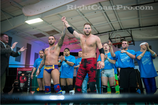 Rush 1 RCP18 RightCoastPro Wrestling Delaware Community Entertainment Event
