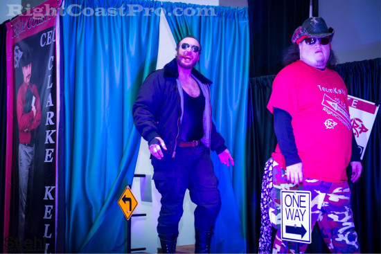Sohlo 2 RCP18 RightCoastPro Wrestling Delaware Community Entertainment Event
