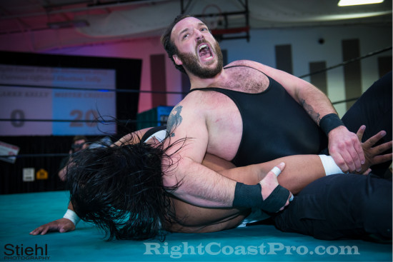 Sohlo 3 RCP18 RightCoastPro Wrestling Delaware Community Entertainment Event