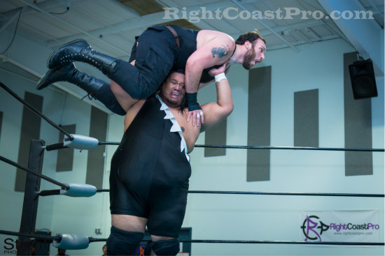 Sohlo 4 RCP18 RightCoastPro Wrestling Delaware Community Entertainment Event