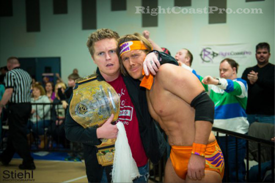 Steeler 2 RCP18 RightCoastPro Wrestling Delaware Community Entertainment Event