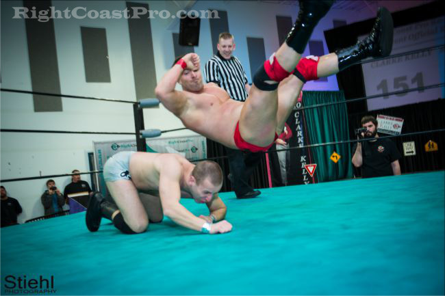 Steeler 5 RCP18 RightCoastPro Wrestling Delaware Community Entertainment Event