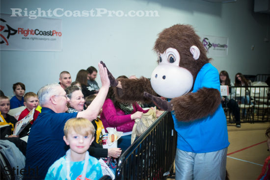 Coastee 3 RCP19 RightCoastPro Wrestling Delaware Community Entertainment Event
