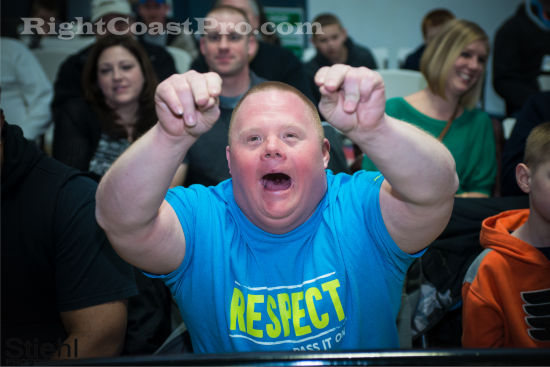 Fans 2 RCP19 RightCoastPro Wrestling Delaware Community Entertainment Event
