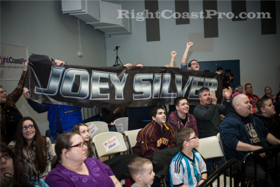 Fans 3 RCP19 RightCoastPro Wrestling Delaware Community Entertainment Event