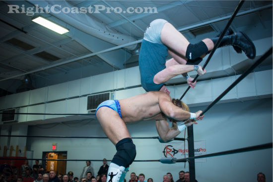 Gibbs 3 RCP19 RightCoastPro Wrestling Delaware Community Entertainment Event
