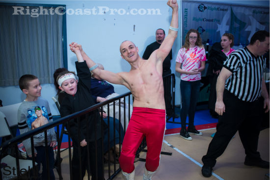 Royal 5 RCP19 RightCoastPro Wrestling Delaware Community Entertainment Event