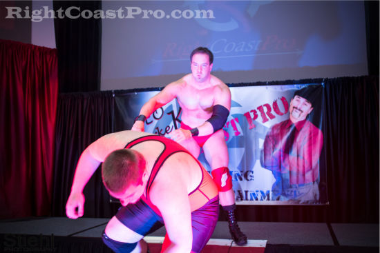 Ruby 3 RCP19 RightCoastPro Wrestling Delaware Community Entertainment Event