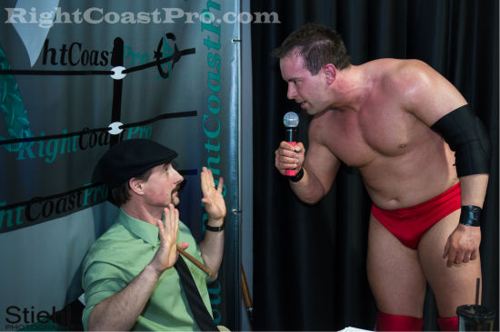 Ruby 5 RCP19 RightCoastPro Wrestling Delaware Community Entertainment Event