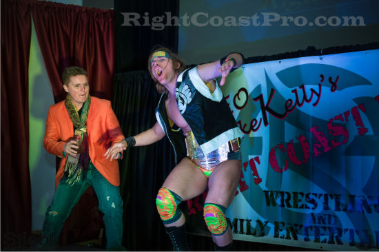 Stride 1 RCP19 RightCoastPro Wrestling Delaware Community Entertainment Event