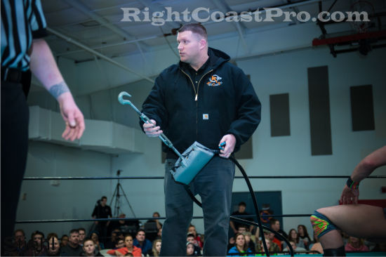 Stride 3 RCP19 RightCoastPro Wrestling Delaware Community Entertainment Event