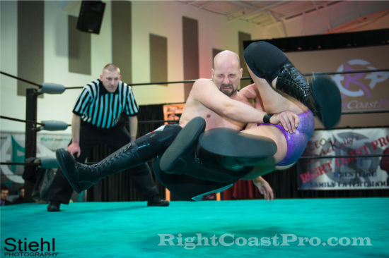 quest 3 RCP19 RightCoastPro Wrestling Delaware Community Entertainment Event