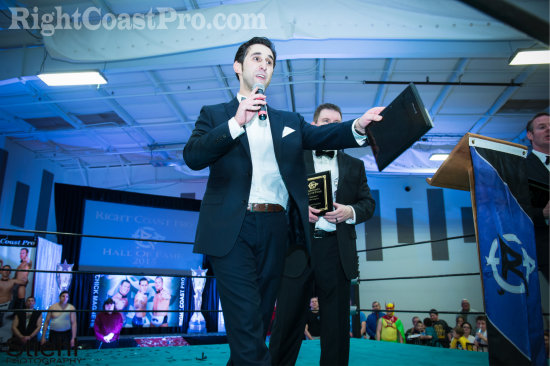 ChickMagnets 5 RCP20 HallofFame RightCoastPro Wrestling Delaware Community Entertainment Event