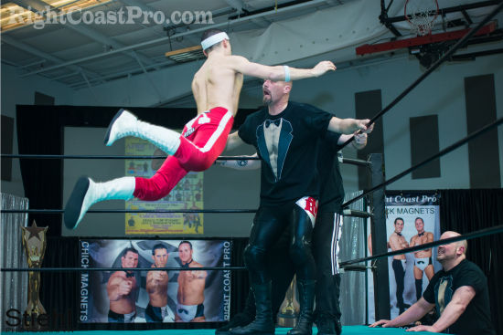 Royal Baldwin 3 RCP20 HallofFame RightCoastPro Wrestling Delaware