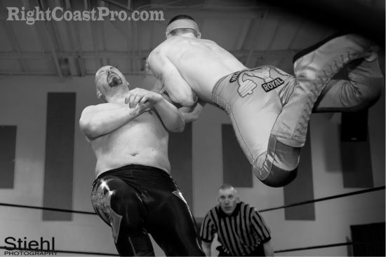 Royal Baldwin 4 RCP20 HallofFame RightCoastPro Wrestling Delaware