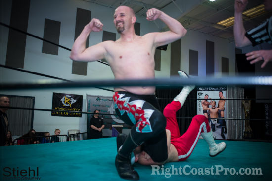 Royal Baldwin 5 RCP20 HallofFame RightCoastPro Wrestling Delaware