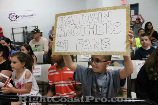 Fans 13 RCP21 curveball RightCoastPro Wrestling Delaware Community Entertainment Event
