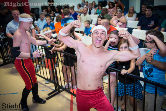 Heavyweights1 RCP22 RightCoastPro Wrestling Delaware Festivus2015 Event