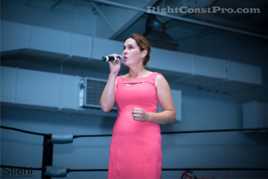 Anthem 2 RCP22 RightCoastPro Wrestling Delaware Festivus2015 Event