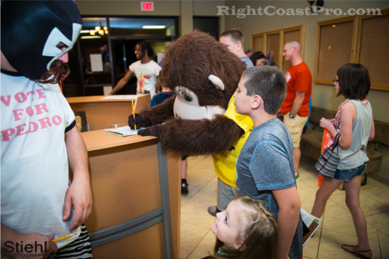 Coastee3 RCP22 RightCoastPro Wrestling Delaware Festivus2015 Event