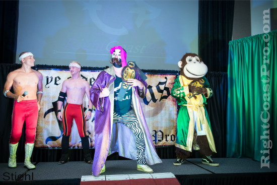 TagTeam 3 RCP22 RightCoastPro Wrestling Delaware Festivus2015 Event