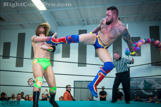 steeler 8 RCP22 RightCoastPro Wrestling Delaware Festivus2015 Event