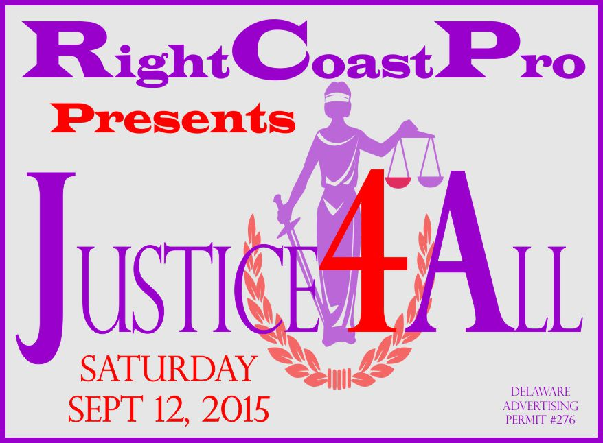 Justice4All Logo