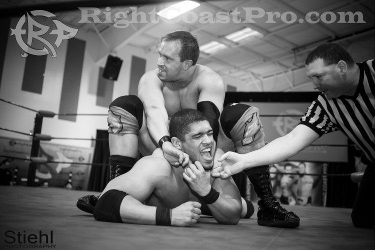 BazookaJoe RCP21 RightCoastPro Wrestling Sports Delaware Entertainment Event