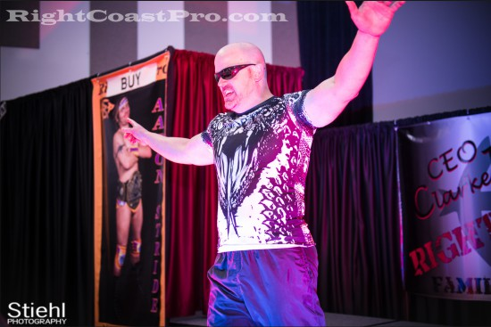 TagTeam Champs 4 Delaware ProWrestling RightCoastPro RCP24